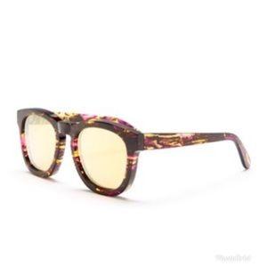 Wildfox Classic Fox Deluxe Wayfarer Sunglasses